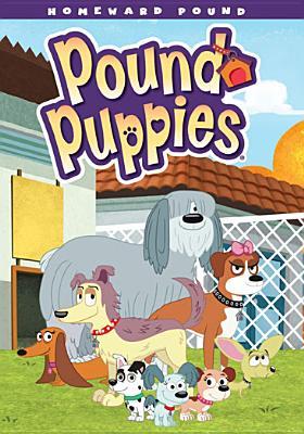 POUND PUPPIES:HOMEWARD POUND BY POUND PUPPIES (DVD)